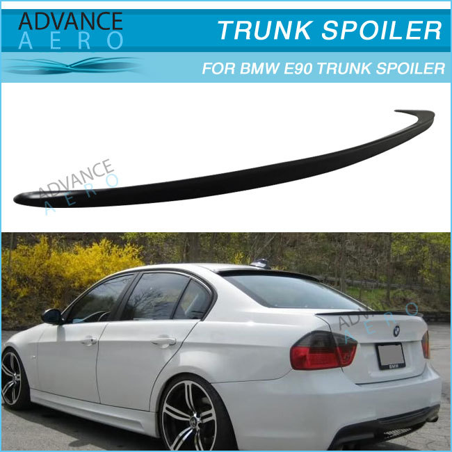 Pu Rear Trunk Lid Spoilers For 2006 2007 2008 2009 2010