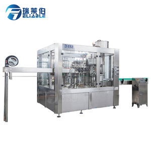 Factory Product PET Bottle Shani Soft Drink Filling Plant / Soda Water Making Machine Price
