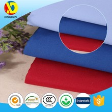 32S 100% cotton fabric weight 155 gsm cotton fabric for t-shirt and bed sheet in rolls