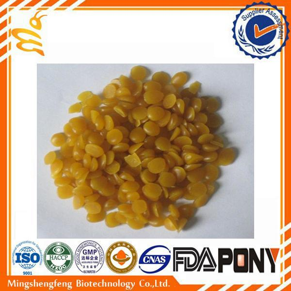 Nature Beeswax after high refining with 100% purity