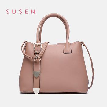 Susen High Quality Designer Handbags Leather Handbag Manufacturers Tote Bag Bags Las Hand Women