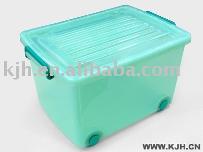 Plastic Storage Container With Wheel Buy Plastic Storage Container