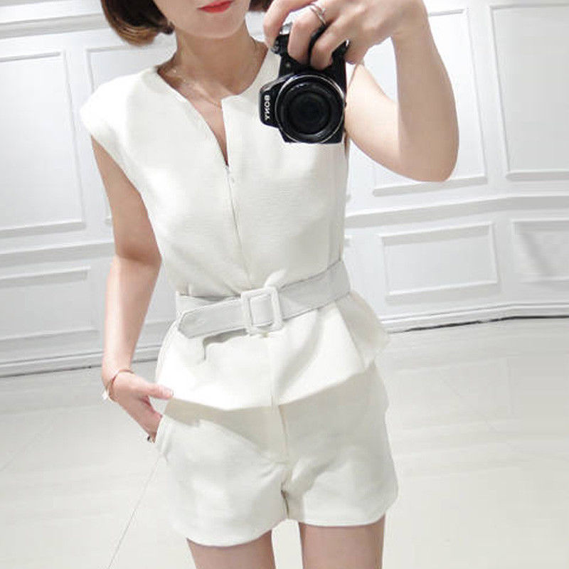 Formal Ladies Summer Pant Suits Ladies White Pant Suits - Buy ...
