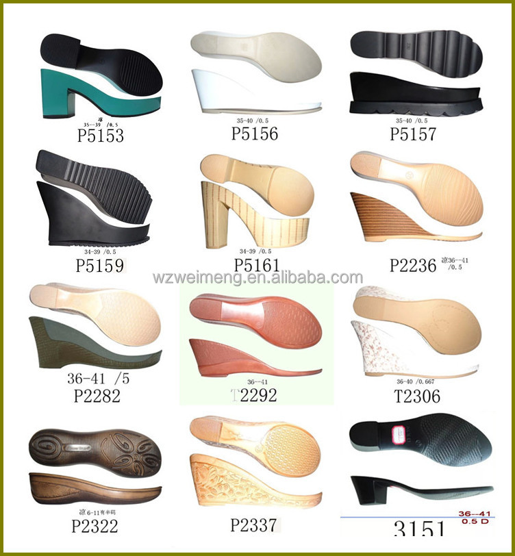 Womens Wood Sole Shoes