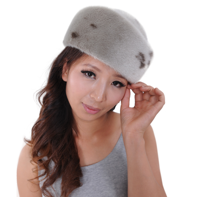 854d4b2949c48 ... autumn and winter fashion beret wool hat wool hats England small hat  stewardess cap.  49. null. Get Quotations · Fur hat women s genuine leather  hat ...
