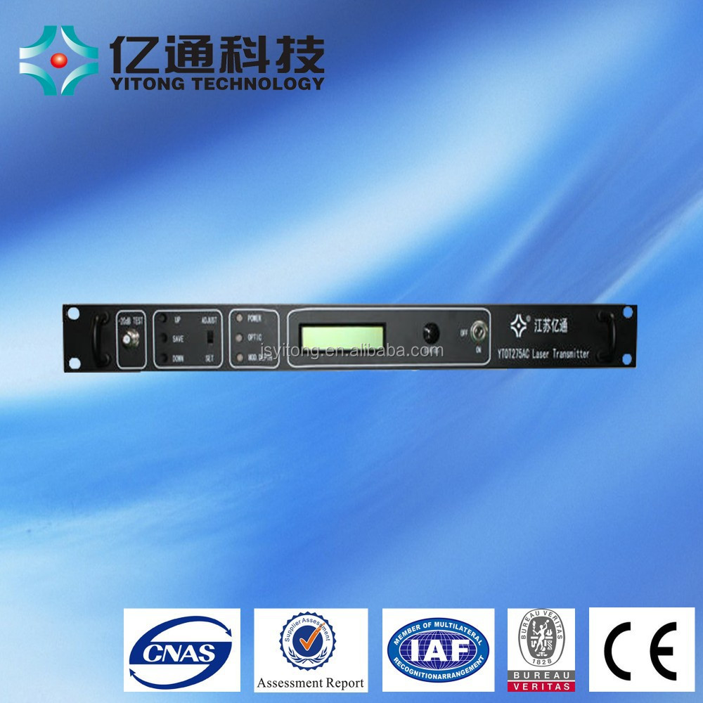 catv 1310nm 1310 nm optical transmitter with aoi laser 24 mw
