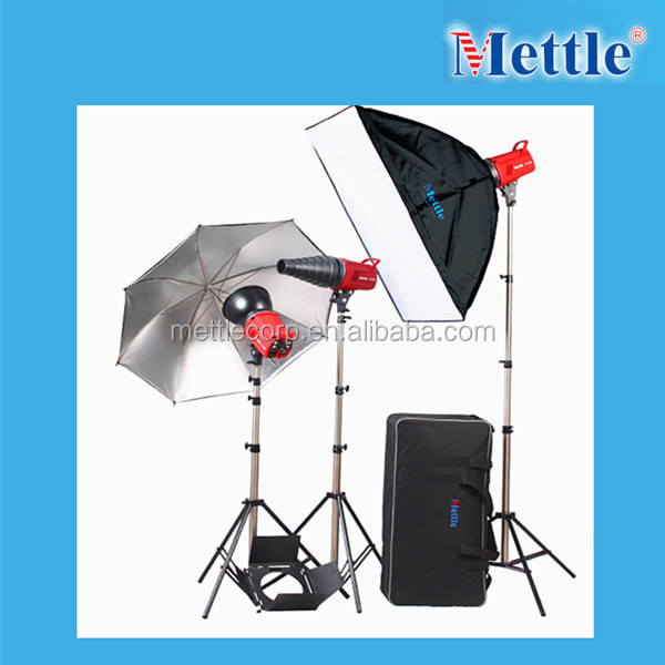 compact photography studio equipment kit -M3900