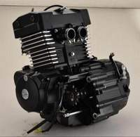 Hot sale 350CC Two cylinder Four stroke water cooled motorcycle motorbike engine