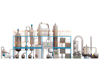 china used tyre pyrolysis oil refinery machine to diesel plant waste engine oil recycling