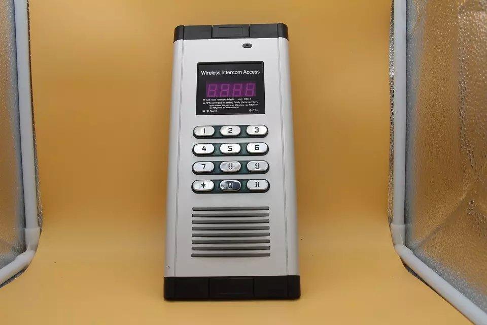 Daiya Wireless Intercom System For 200 Houses Managementt ...