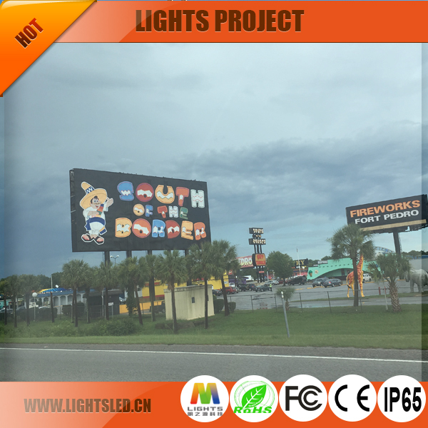 China Manufacturer Outdoor 10mm Digital Led Countdown To Christmas Display