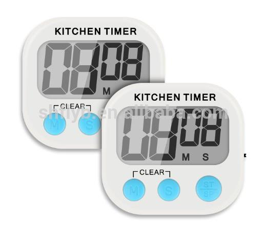 New design kitchen timer steel with CE certificate