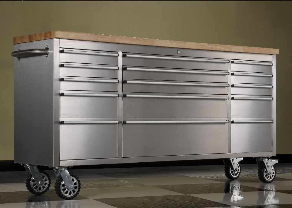 Large Rolling Tool Box Storage Toolbox Garage Workshop