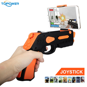 Electric Happy Kids Imitation Plastic Sniper Rifle Glock Mini Virtual Reality Adult Ar Toy Gun