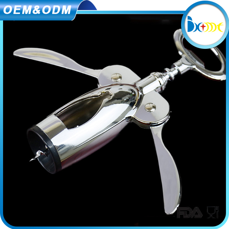 stainless steel 304/202 corkscrew wine openers