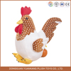 Plush walking animals toy rooster