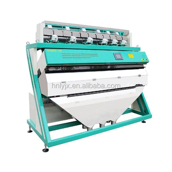 2017 Best selling wheat color sorter/wheat color sorting machine in wheat flour milling line