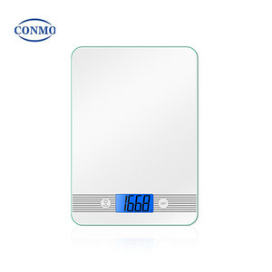 Coffee scale 5kg/0.1g digital drip coffee scales kitchen scale with timer clock
