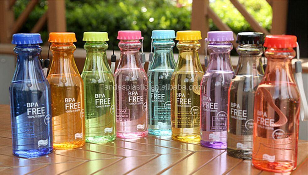 Colorful Tritan Plastic Beer Bottle For Promotion Buy