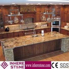 Golden Persa Granite Countertops, Golden Persa Granite Countertops  Suppliers And Manufacturers At Alibaba.com