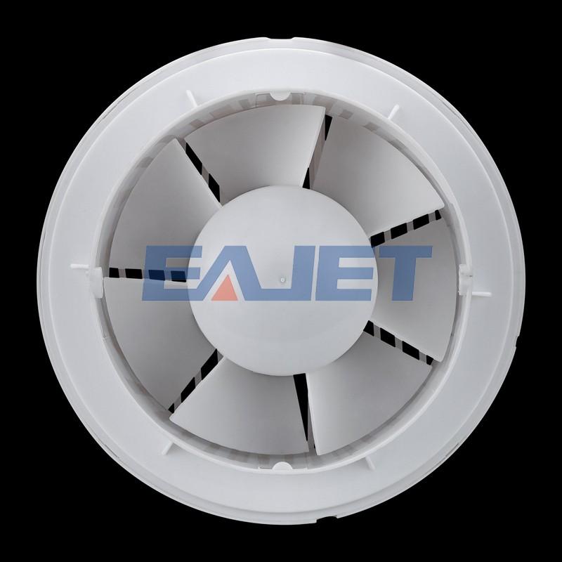 Superbe 8 Inch Bathroom Fan Kitchen Ventilator Small Wall Exhaust Fan