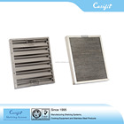 Hot in market stainless steel range hood filter material