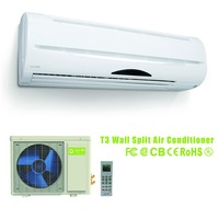2016 hotsale R410a gas high efficient split air conditioner