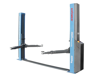 Ponte sollevatore idraulico auto a 2 colonne 4 2t 220v for Ponte sollevatore auto 220v usati