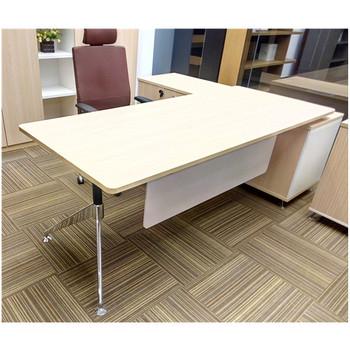 Diseño Moderno Escritorio De Oficina 419-t01 Precio De Fábrica De Muebles  De Oficina De Melamina Mesa De Oficina De Precio - Buy Moderno Diseño ...