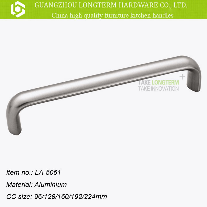 Modern Alluminum Kitchen Cabinet Furniture Pull Handle