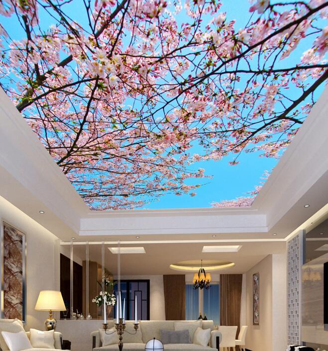 Papel tapiz decorativo para el restaurante jard n tema de - Papel decorativo para paredes ...