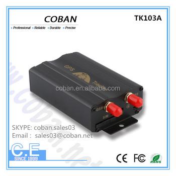 Sleep Mode Gps Tracker Tk103 Gps Tracker 103a With Mobile