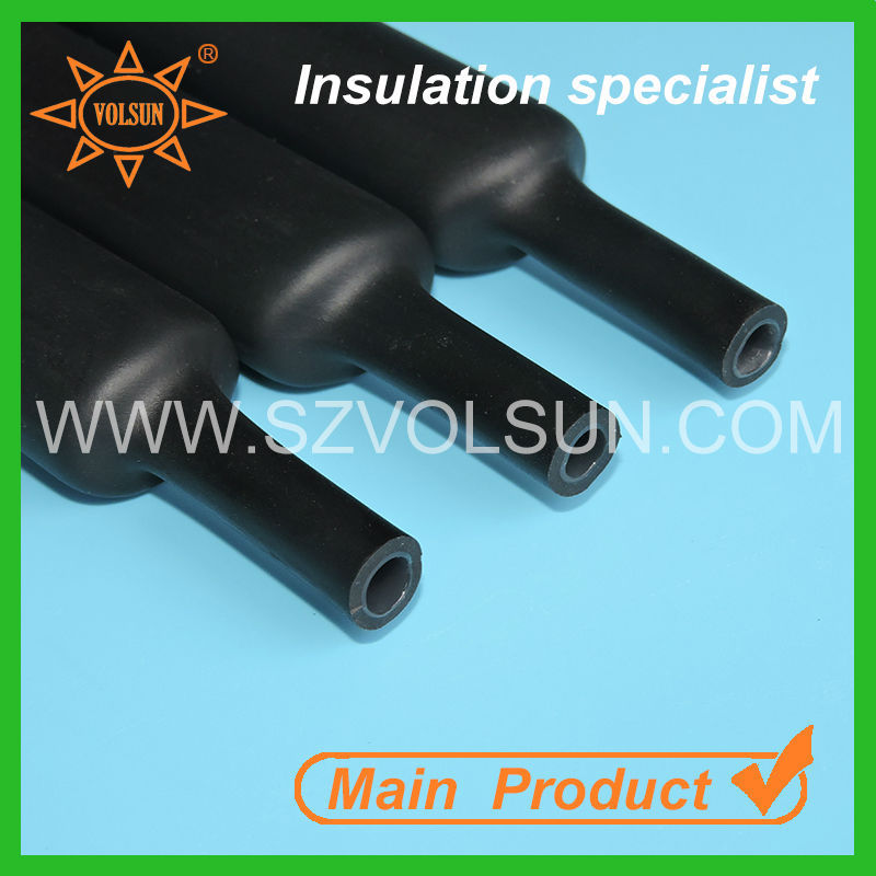 Waterproof Glue Lined Hongshang Heat Shrink Tubing