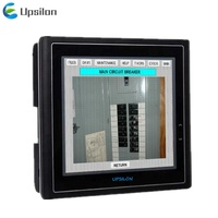 "ip65 9.7"" industrial control rs485 rs232 modbus tcp/ip digital hmi monitor"