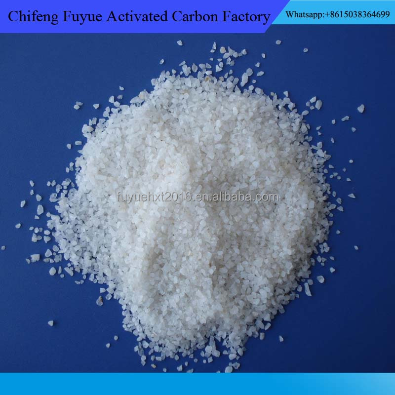 For Water Purification Crystal Quartz Pure Silica Sand With 99.95%