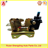 hydraulic cabin lock, driver cab security component for faw truck body parts