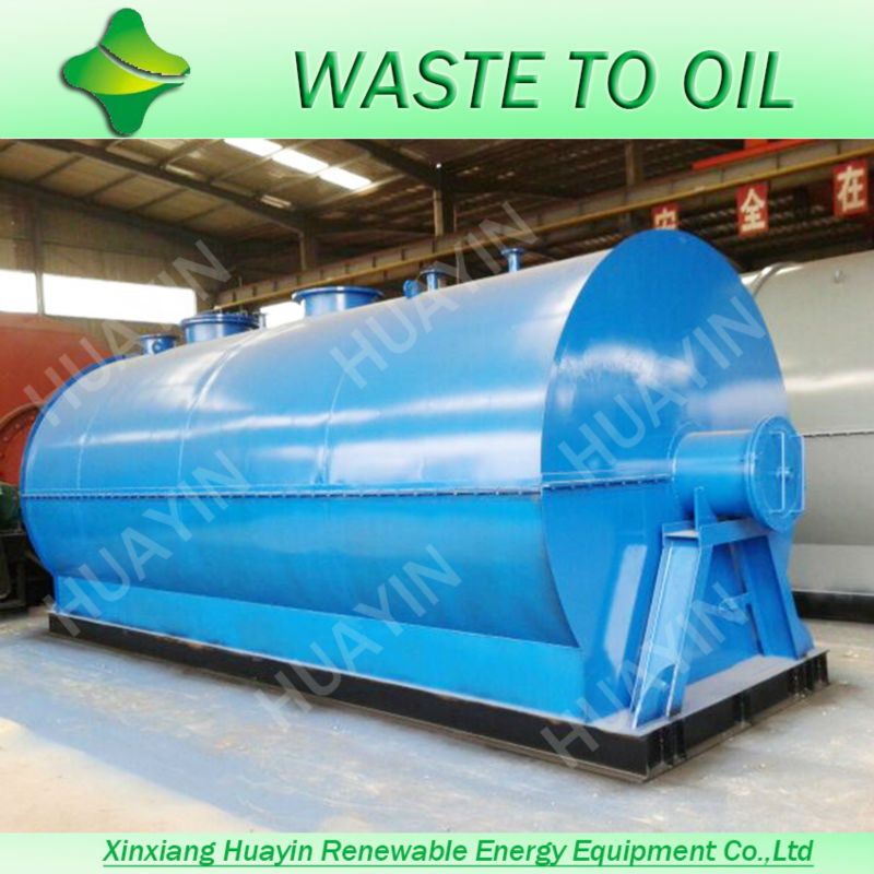 European Standard tire rubber recycling 3 big factories