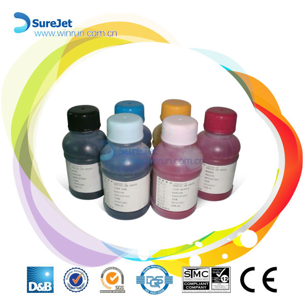 Bulk ink system Sublimation ink for Epson Stylus 7800 9800 7880 9880 printing ink