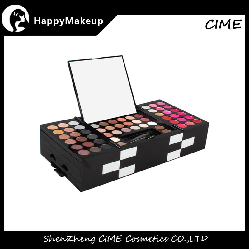100 authentic wholesale cosmetics 148 Colors makeup eyeshadow palette cream