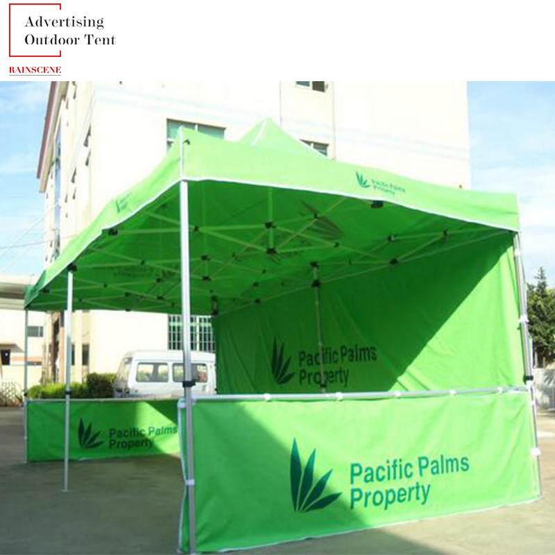 TE-01 outdoor 3mx3m steel aluminum camping umbrella tents