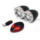Promotional Price Remote Control Radio Small Speaker Silent Alarm System Motorcycle
