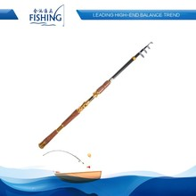 Hot Sale Fly Telescopic Portable Carbon Fishing Rod For Sale