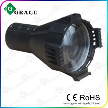 LED Prefocus Profile Light-RGBW 4in1 (19,26,36,50degree)180w