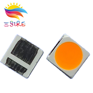 1W amber 3030 led smd chip 1800K white