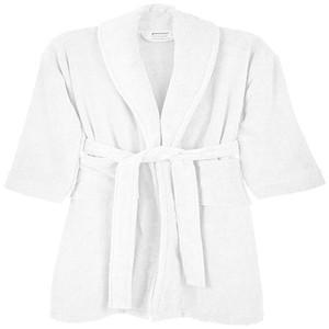 Hotel Spa Collection Herringbone Textured Plush Robe d5ec77736