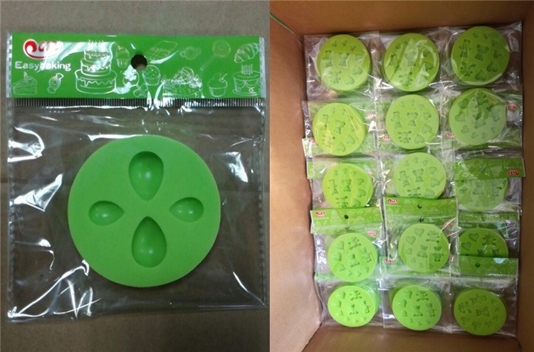Silicone Molds Package