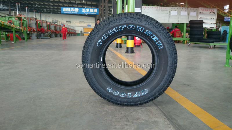 Cf1000 245/75r16 Comforser Tire For Sale