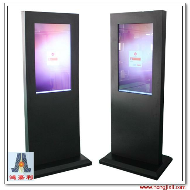32 inch hotel lobby lcd video display touchscreen kiosk hjl 1321 buy touchscreen kiosktouchscreen kiosk 42desktop touchscreen kiosk product on