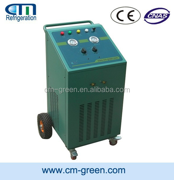 Commercial A/C CM7000 refrigerant filling station refrigerant recovery machine /Recharge recycling equipment