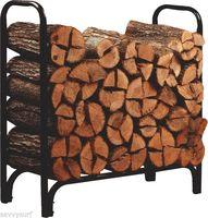 Metal Log Rack Wood Store